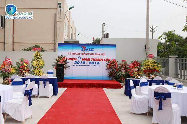 đặt hoa khai trương huyện Hóc Môn | lễ khánh Thành nhà máy mới