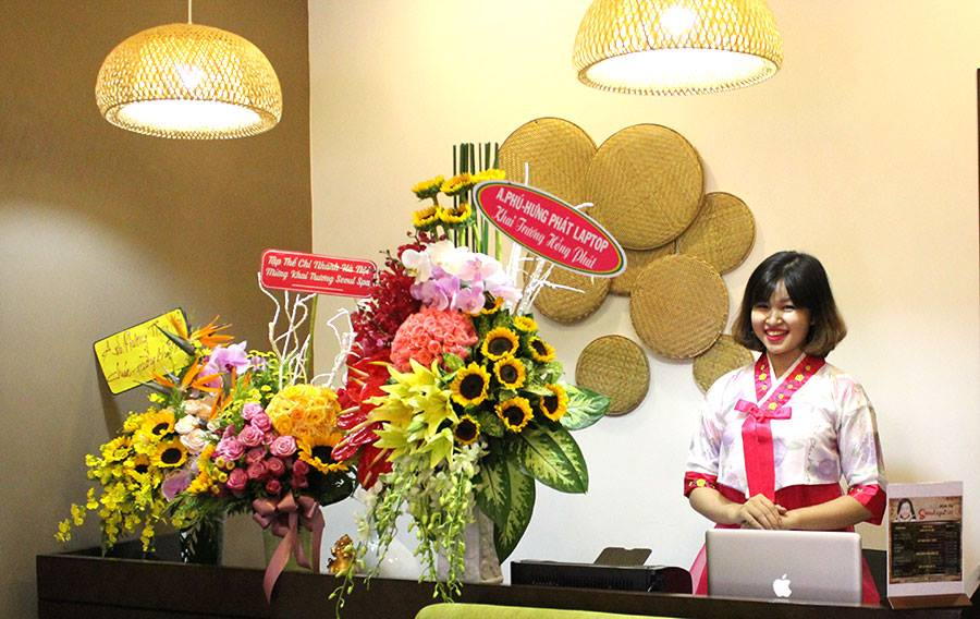 Đặt Hoa Khai Trương Quận 9 | hoa khai trương tại seoul spa