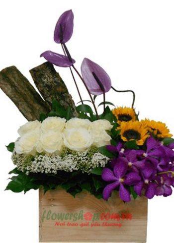 hoa tươi Bình Thạnh