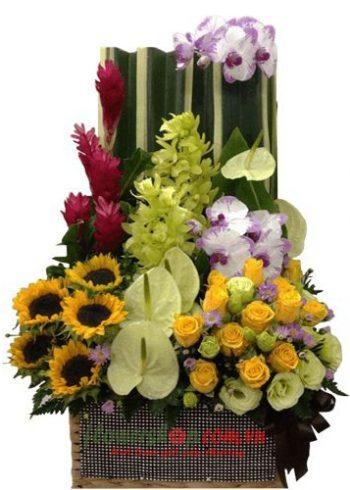 dịch vụ hoa tươi
