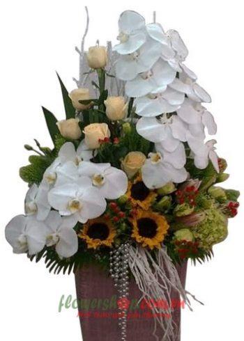 tặng hoa sinh nhật cho bạn gái