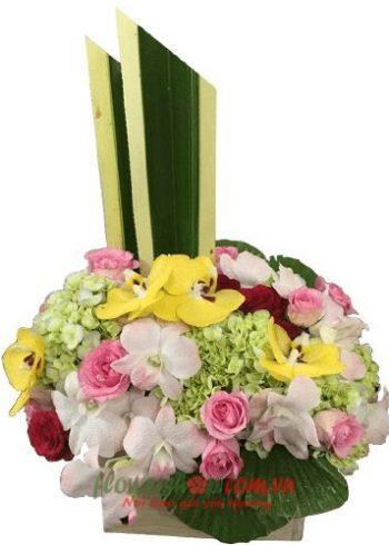hoa sinh nhật cho nam giới