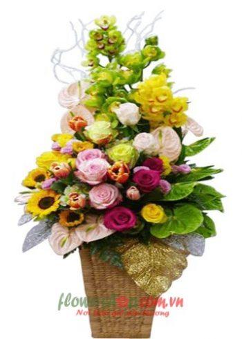 hoa đẹp cho sinh nhật
