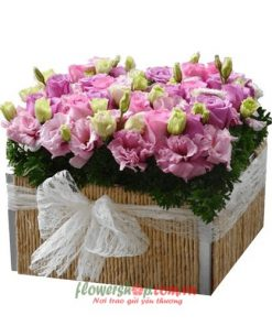 hoa sinh nhật tặng sếp