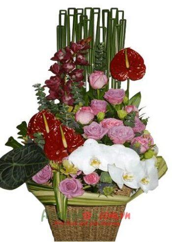 hoa sinh nhật tặng người yêu