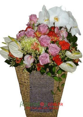 hoa sinh nhật đẹp tặng bạn