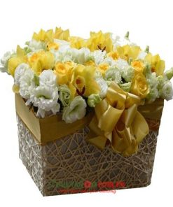 hoa tươi sinh nhật đẹp nhất