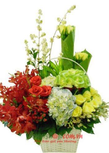 Liên hệ Đặt hoa tươi online Hậu Giang Hotline: 0937878738