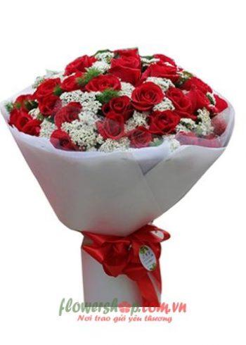 những bó hoa sinh nhật đẹp nhất