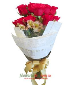 hoa tặng ngày 20-10