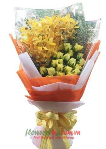 hoa cho ngày 20-11