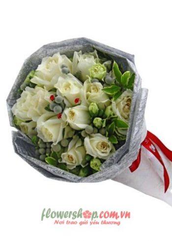 hoa đẹp chúc mừng ngày 20-11