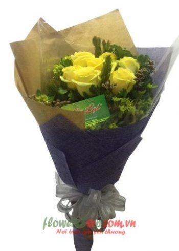 hoa đẹp tặng ngày 20-11