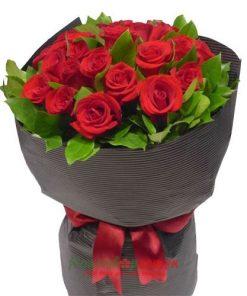 những bó hoa hồng đỏ đẹp nhất tặng người yêu