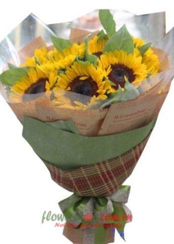 hoa bó đẹp nhất