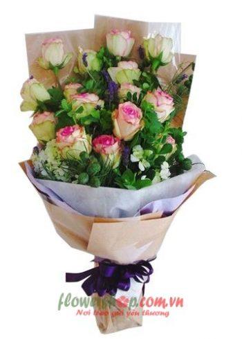 hoa đẹp tặng thầy cô 20-11