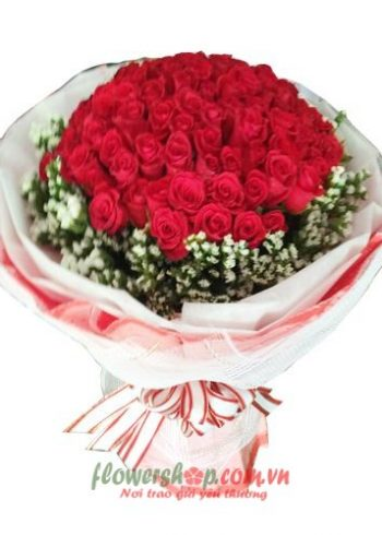 những bó hoa đẹp sinh nhật