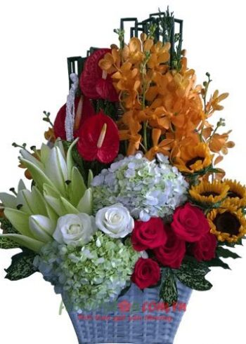 hoa tươi valentine