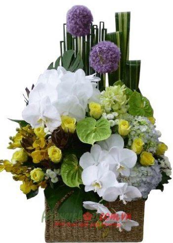 Đặt hoa tươi online quận Tân Bình