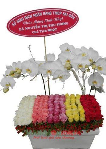 Liên hệ đặt hoa tươi online Bà Rịa - Vững Tàu Hotline: 0937878738
