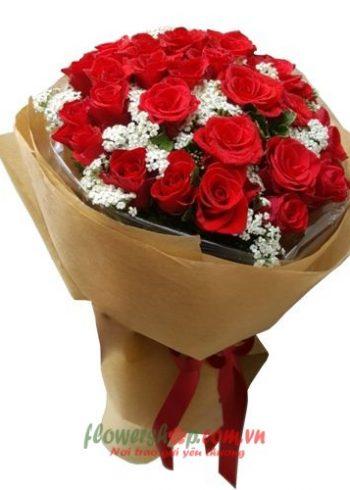 những bó hoa đẹp