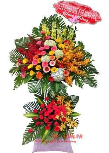 shop hoa tươi quận tân phú