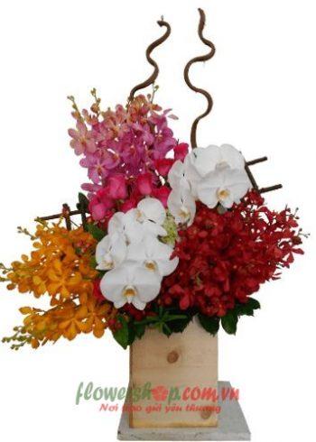đặt hoa tươi online quận 4