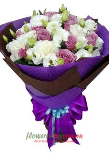 những bó hoa đẹp 8-3
