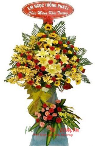 hoa tươi chúc mừng