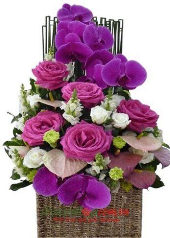 hoa tặng 20-10