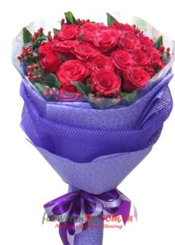 hoa cho ngày 8-3