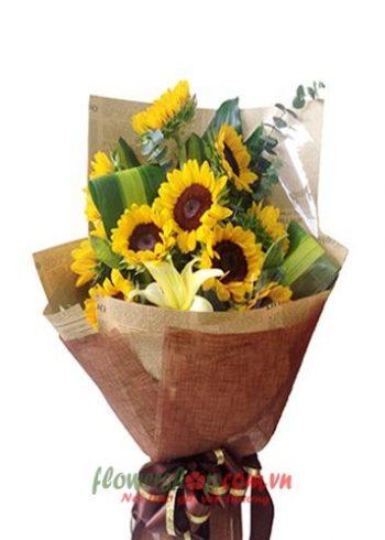 những bó hoa đẹp nhất ngày valentine
