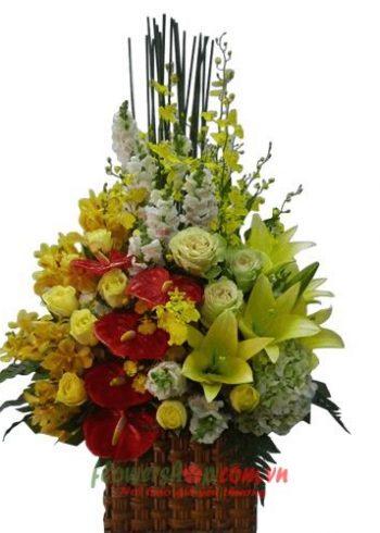 Liên hệ đặt hoa tươi online Kiên Giang Hotline: 0937878738