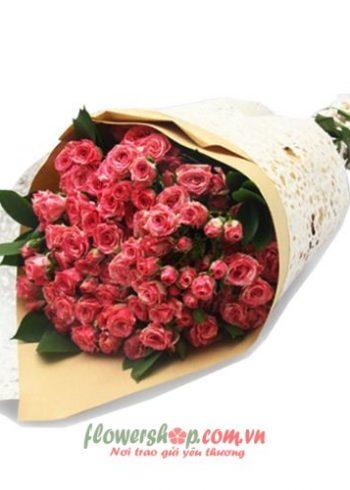 bó hoa hồng đẹp nhất ngày valentine