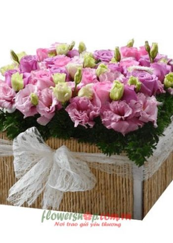 hoa tươi ngày lễ tình nhân