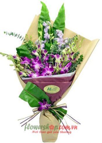 bó hoa đẹp cho ngày valentine