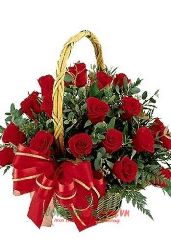 hoa tươi ngày valentine