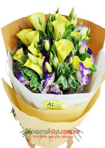 bó hoa đẹp nhất ngày valentine