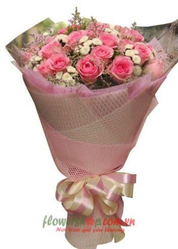 hoa cho ngày valentine