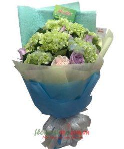 tặng hoa ngày valentine