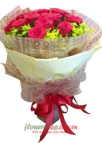 hoa tặng 14-2