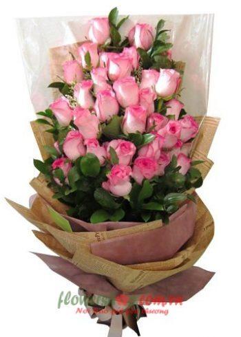 những bó hoa đẹp nhất ngày 20-10