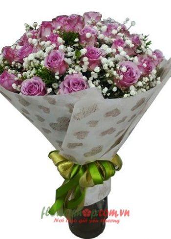 bó hoa đẹp nhất 20-10