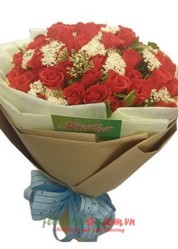 hoa đẹp tặng ngày 20-10