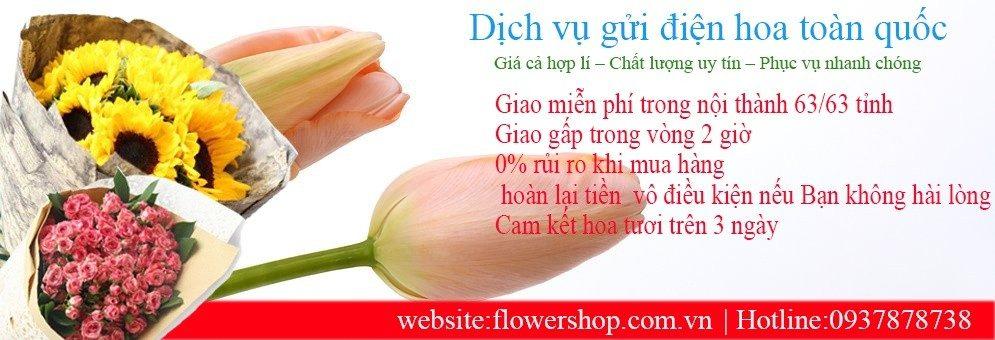 dịch vụ đặt hoa tươi giá rẽ