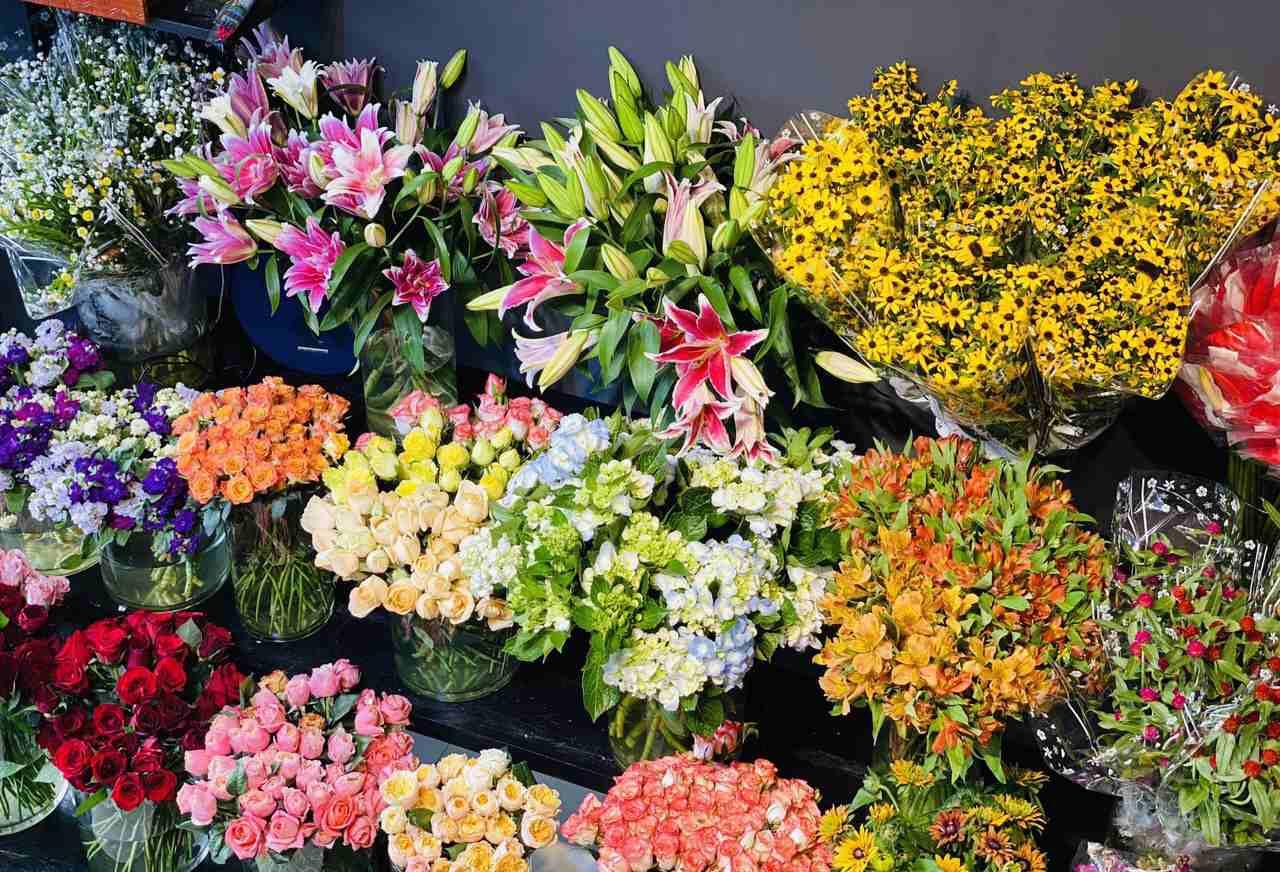 Shop hoa tươi Vĩnh Long