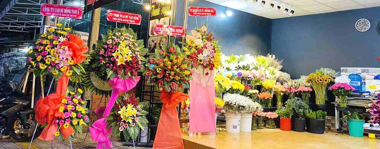 Shop Hoa Tươi Kiên Giang