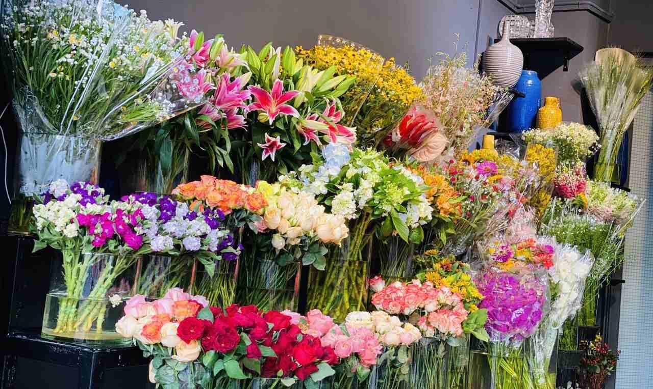 Nhiều Loại Hoa Được Chăm Sóc, Bảo Quản Cẩn Thận Tại Flowershop Hòa Thành