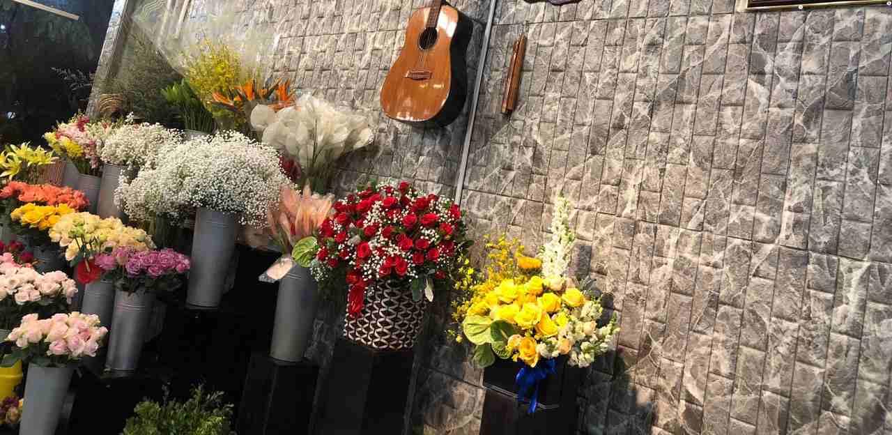 Hoa Được trưng tại shop Hoa Tươi Trảng Bàng và chăm sóc cẩn thận đảm bảo độ tươi Mới