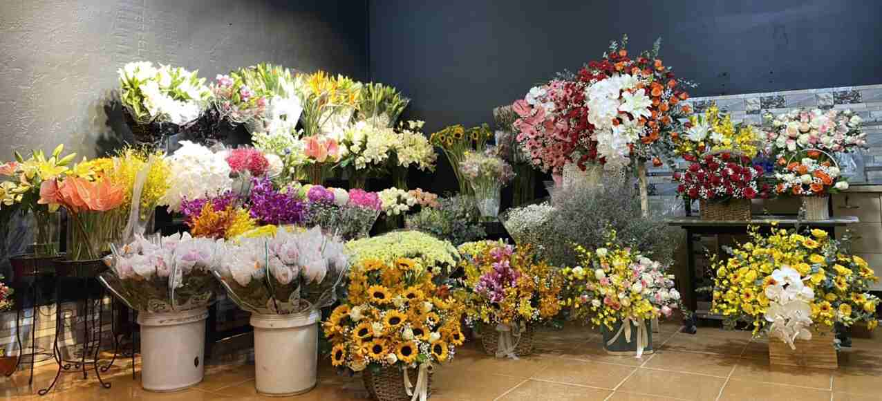 Cửa hàng hoa tươi quận 11-  FlowerShop.com.vn